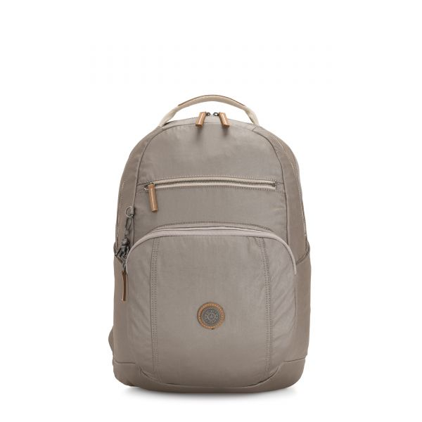 TROY EXTRA Fungi Metal BACKPACKS by Kipling Front