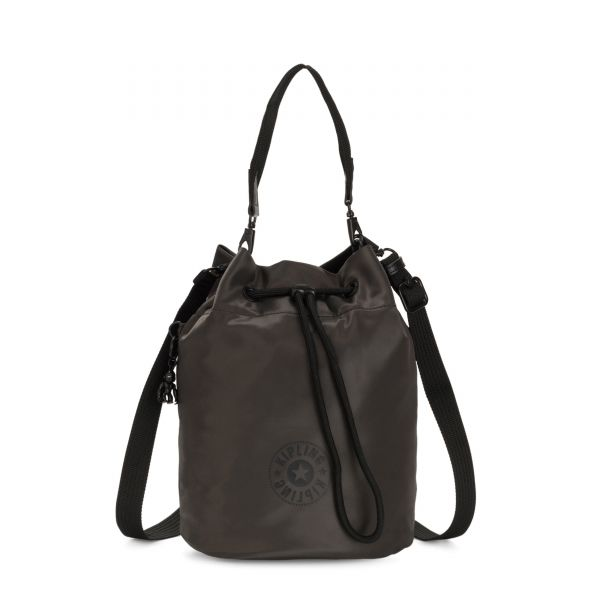 LABI Cold Black SHOULDERBAGS by Kipling Front