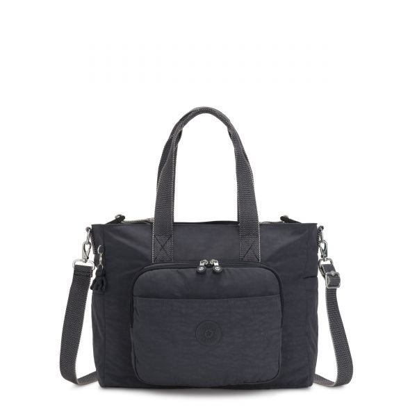 MIRI Night Grey BABY BAGS by Kipling Front