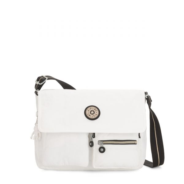 ODETT Extreme Ivory Combo CROSSBODY by Kipling Front