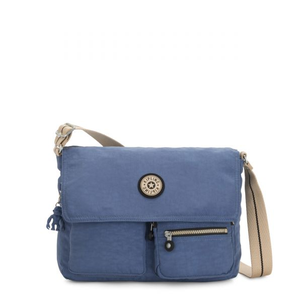 ODETT Brave Blue CROSSBODY by Kipling Front