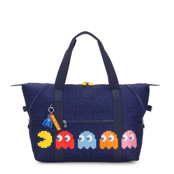 ART M Pac Man Good TOTE by Kipling Front