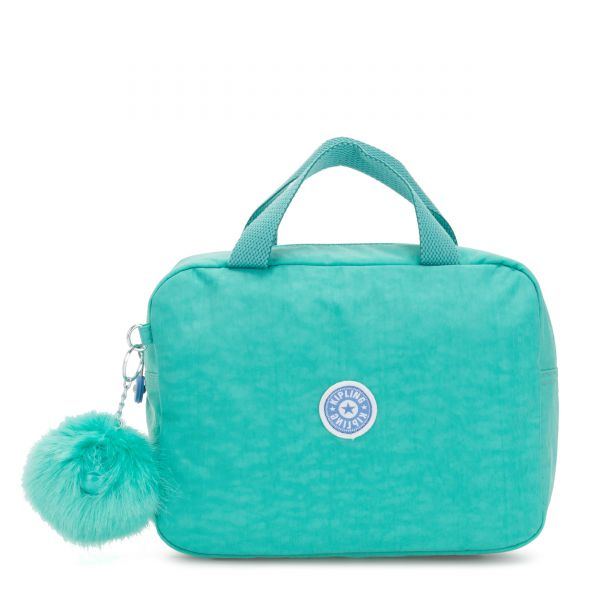 LOUNAS Deep Aqua C POUCHES/CASES by Kipling Front