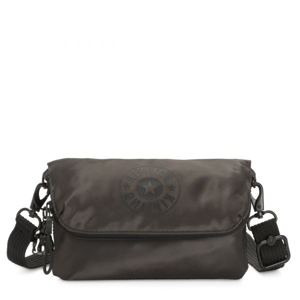 IBRI Cold Black POUCHES/CASES by Kipling Front