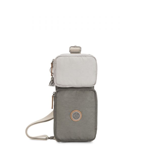 OVANDO Metal Block CROSSBODY by Kipling Front