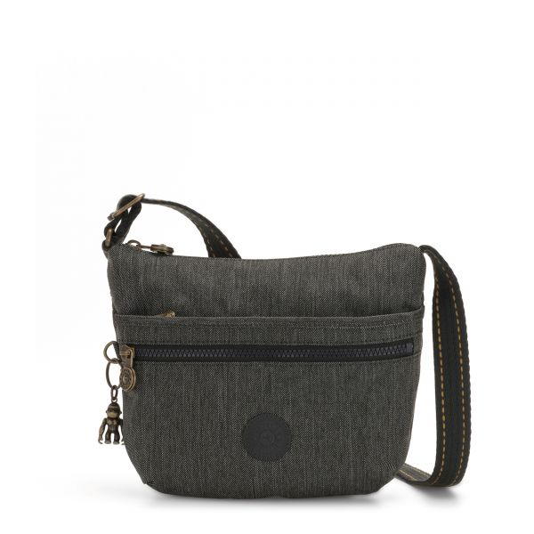 ARTO S Black Indigo CROSSBODY by Kipling Front