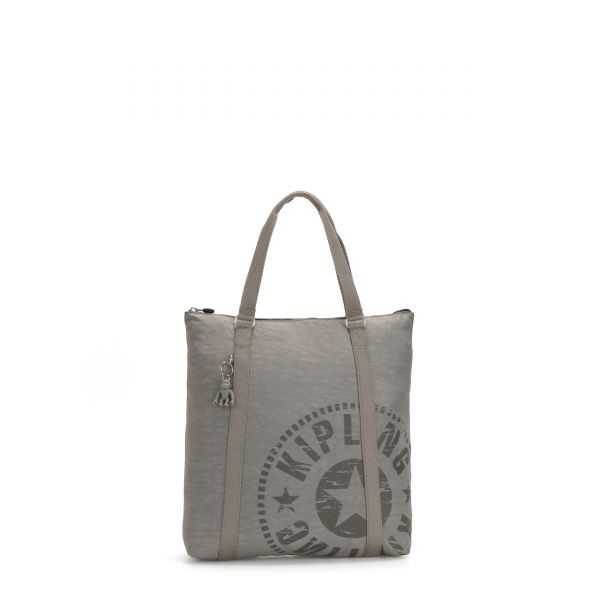 MORAL Rapid Grey TOTE by Kipling Front