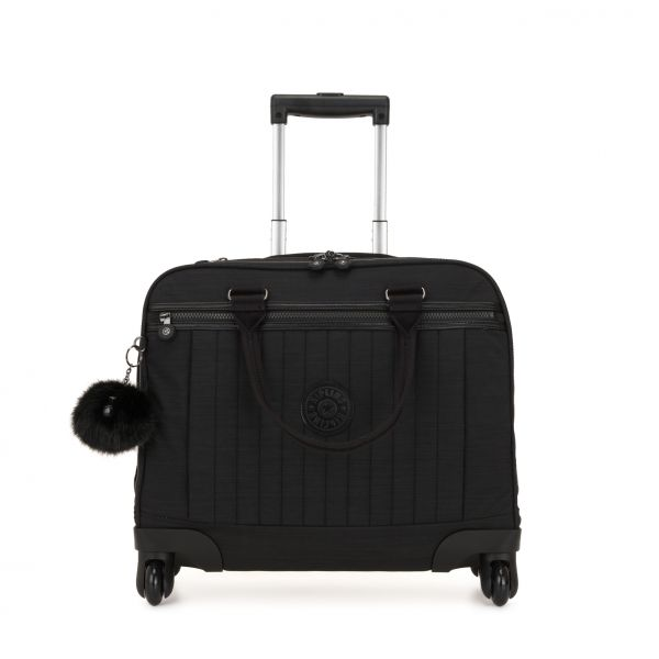 NETSIA True Dazz Black CARRY ON by Kipling Front