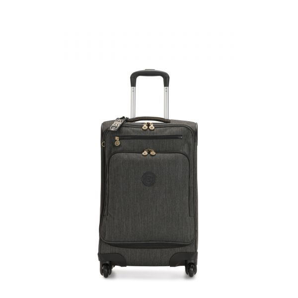 YOURI SPIN 55 Black Indigo CARRY ON by Kipling Front