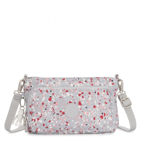 MYRTE Speckled CROSSBODY by Kipling Front