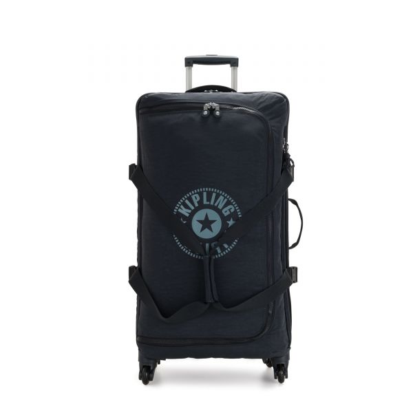 CYRAH L Lively Navy UPRIGHT by Kipling Front