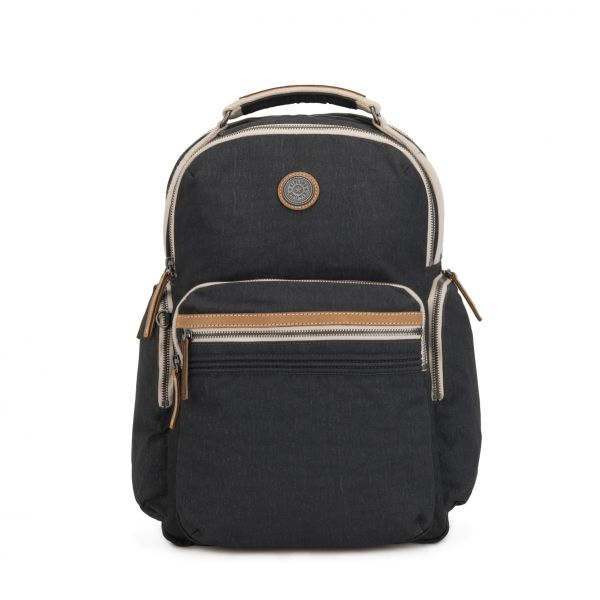OSHO Casual Grey BACKPACKS by Kipling Front