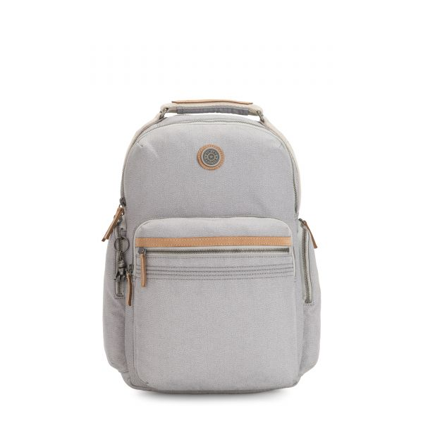 OSHO Rustic Blue BACKPACKS by Kipling Front