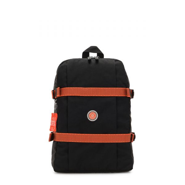 TAMIKO Brave Black C BACKPACKS by Kipling Front