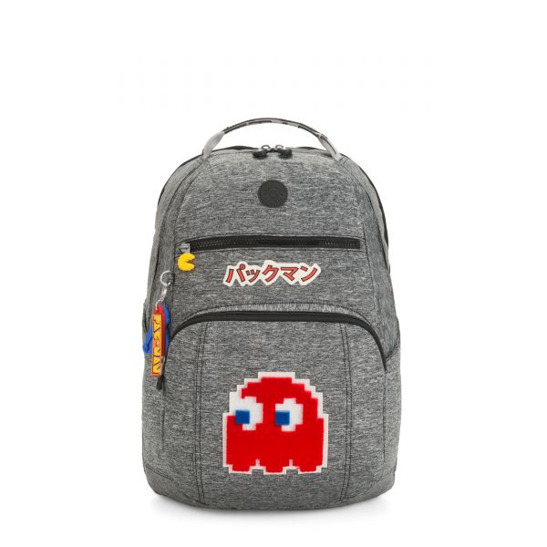 TROY Melange Jersey Knit BACKPACKS by Kipling Front