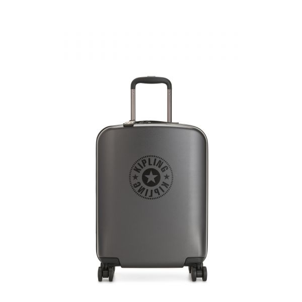CURIOSITY S Raw Black CARRY ON by Kipling Front