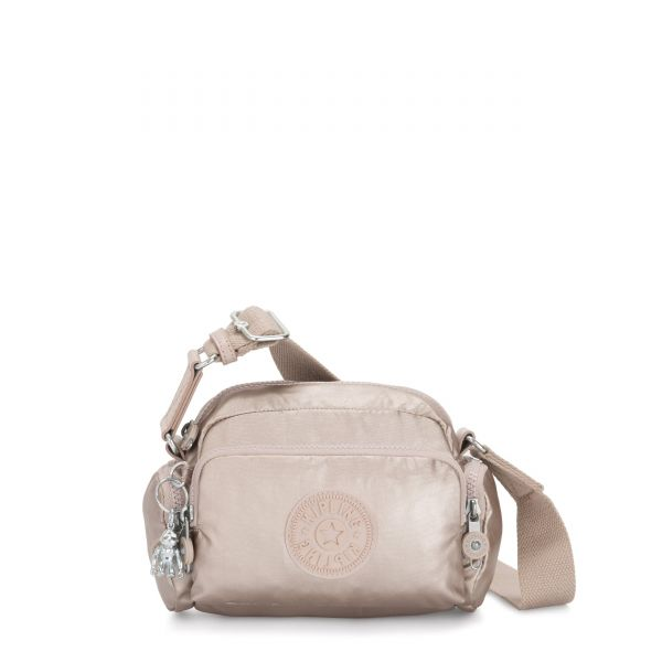JENERA MINI Metallic Glow Origin CROSSBODY by Kipling Front