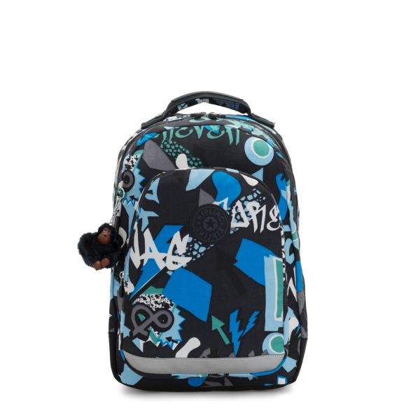 CLASS ROOM Epic Boys BACKPACKS by Kipling Front