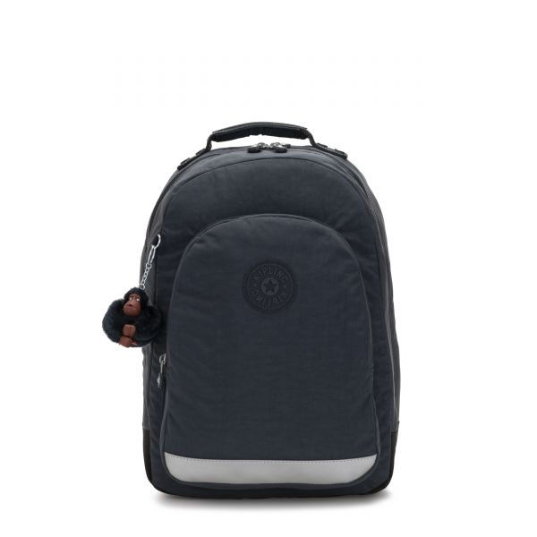 CLASS ROOM True Navy BACKPACKS by Kipling Front