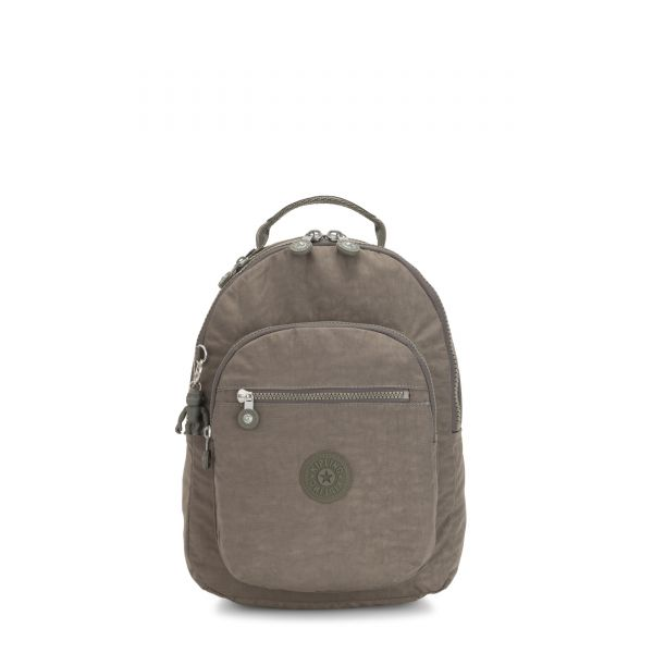 SEOUL S Seagrass BACKPACKS by Kipling Front
