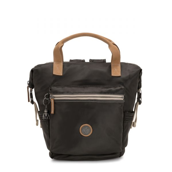TSUKI S Delicate Black BACKPACKS by Kipling Front