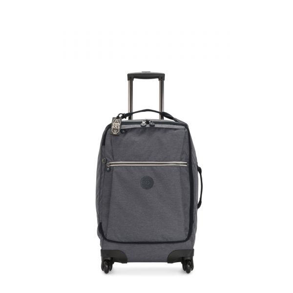 DARCEY Charcoal CARRY ON by Kipling Front
