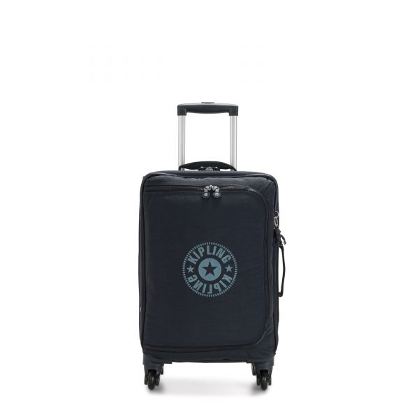CYRAH S Lively Navy CARRY ON by Kipling Front