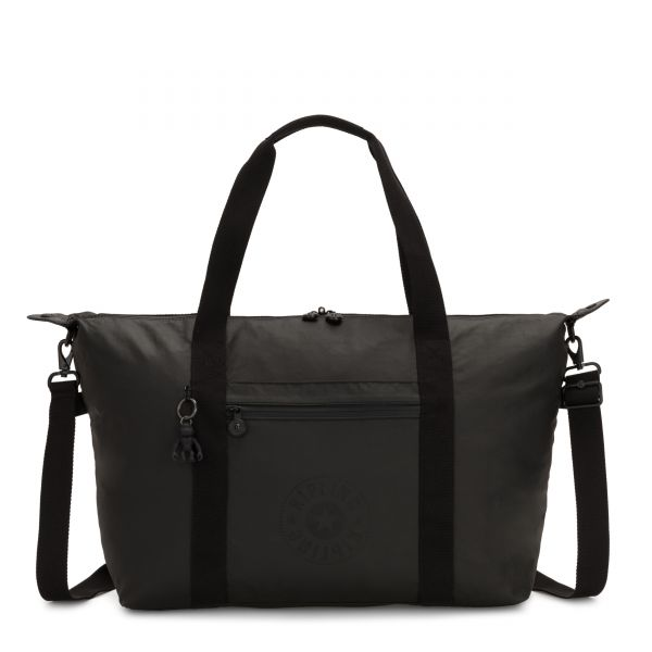 ART M Raw Black TOTE by Kipling Front