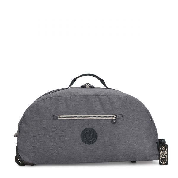 DEVIN ON WHEELS Charcoal CARRY ON by Kipling Front