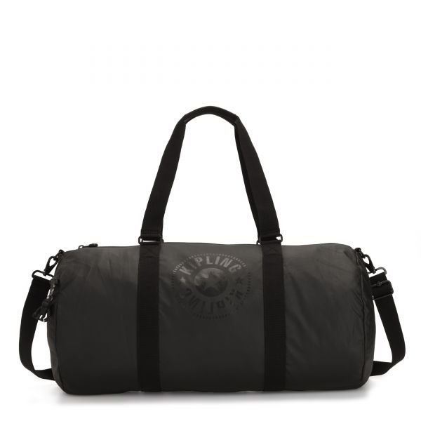 ONALO L Raw Black WEEKENDER by Kipling Front