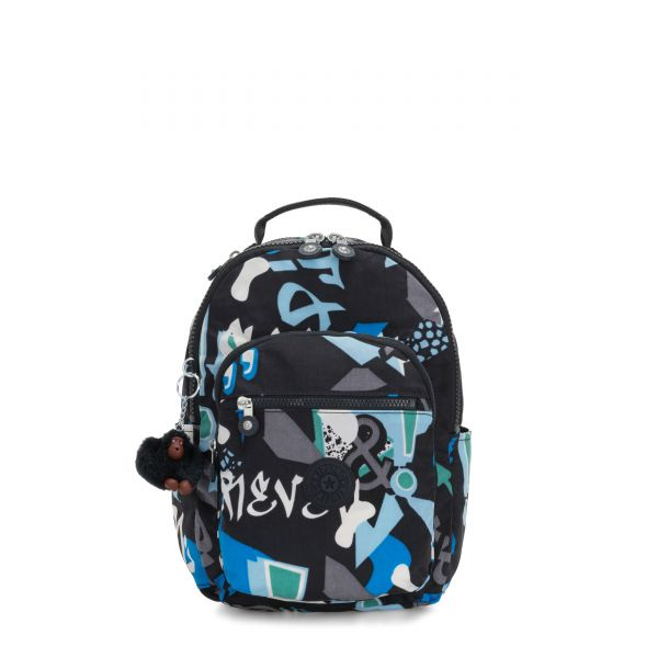 SEOUL S Epic Boys BACKPACKS by Kipling Front