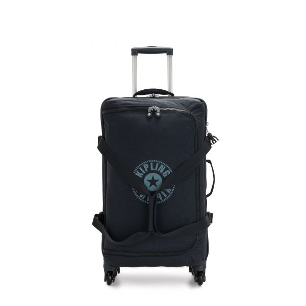 CYRAH M Lively Navy UPRIGHT by Kipling Front