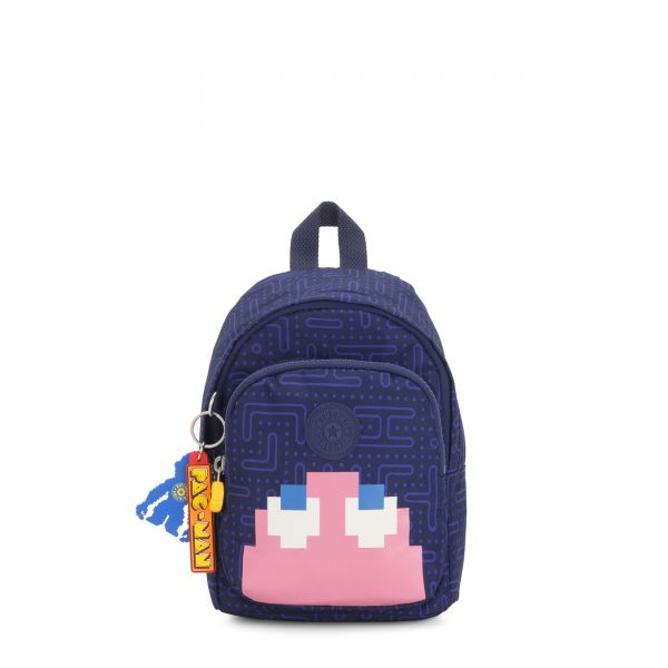 DELIA COMPACT Pac Man Good BACKPACKS by Kipling Front