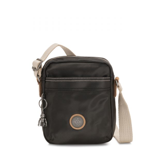 HISA Delicate Black CROSSBODY by Kipling Front