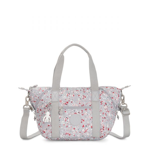 ART MINI Speckled SHOULDERBAGS by Kipling Front
