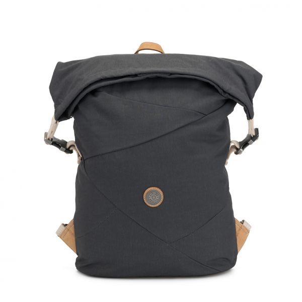 REDRO Casual Grey BACKPACKS by Kipling Front