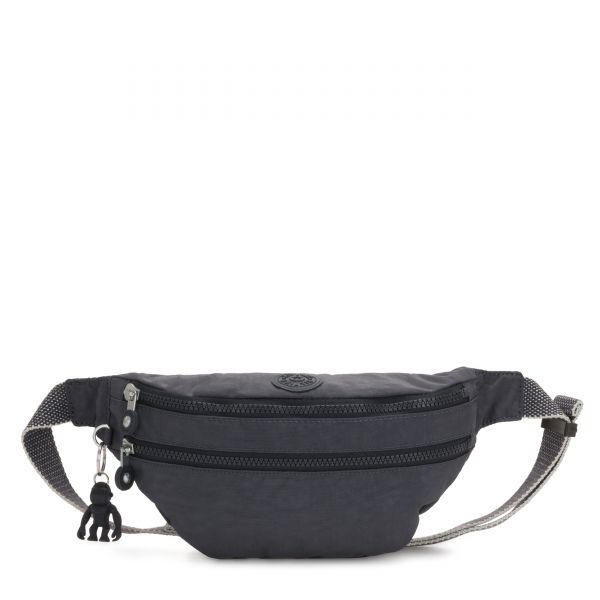 SARA Night Grey CROSSBODY by Kipling Front