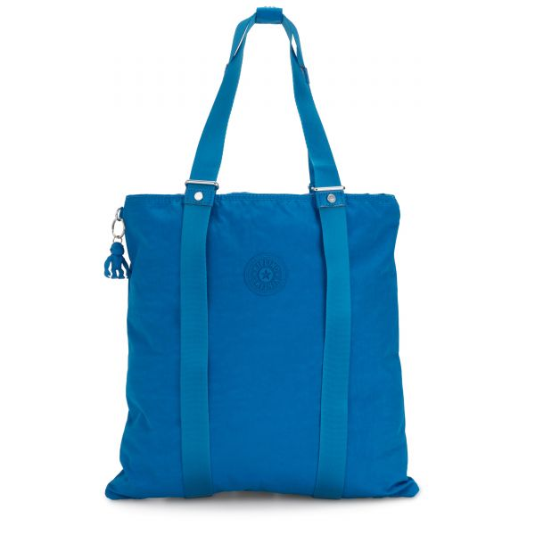 LOVILIA Methyl Blue TOTE by Kipling Front