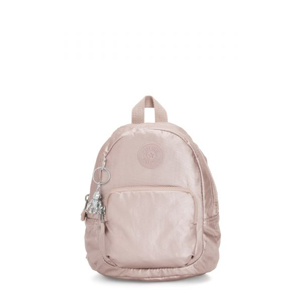 GLAYLA Metallic Rose Gifting BACKPACKS by Kipling Front