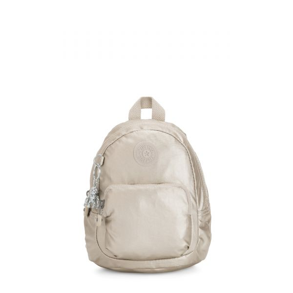 GLAYLA Cloud Metal Gifting BACKPACKS by Kipling Front