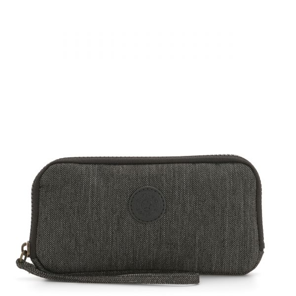 ZORA Black Indigo WALLETS by Kipling Front