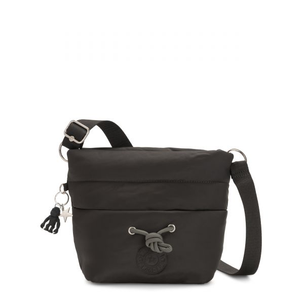 HAWI Cold Black CROSSBODY by Kipling Front