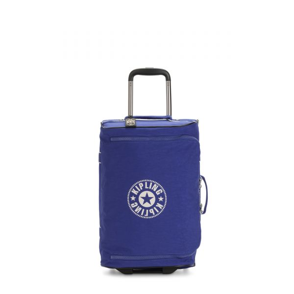 DISTANCE S Laser Blue CARRY ON by Kipling Front