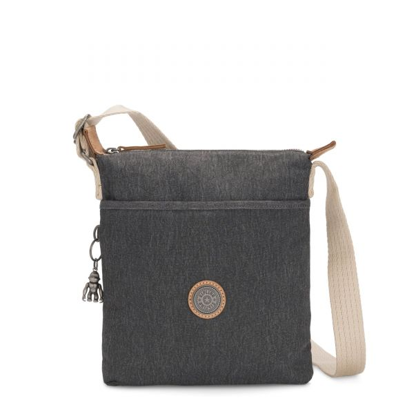 KALAO Casual Grey CROSSBODY by Kipling Front