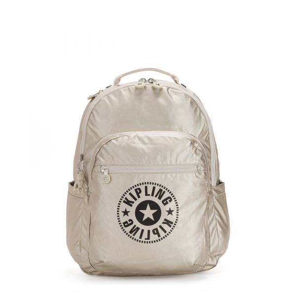 SEOUL Cloud Metal Combo BACKPACKS by Kipling Front