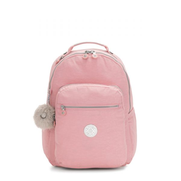 SEOUL Bridal Rose BACKPACKS by Kipling Front