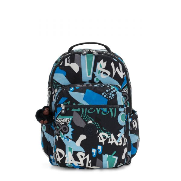 SEOUL Epic Boys BACKPACKS by Kipling Front