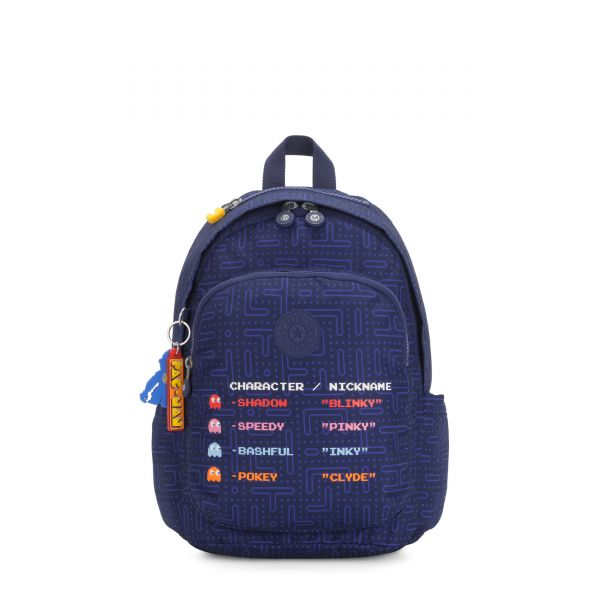 DELIA Pac Man Good BACKPACKS by Kipling Front