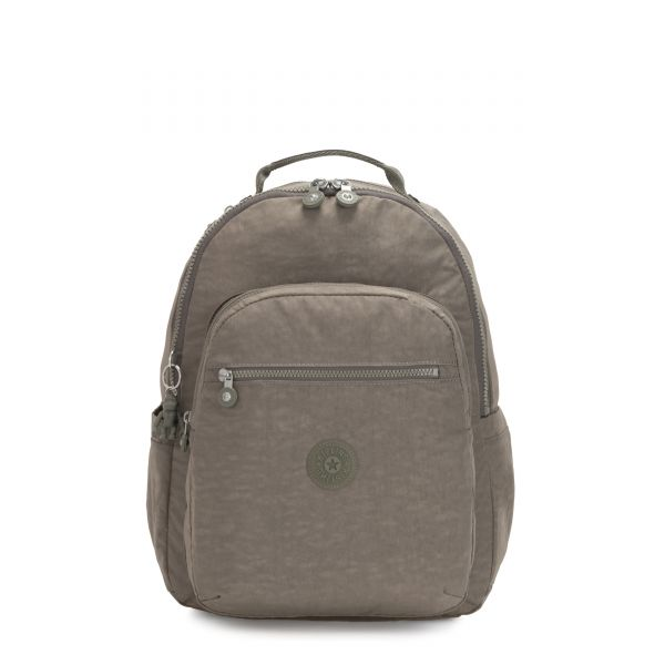 SEOUL Seagrass BACKPACKS by Kipling Front