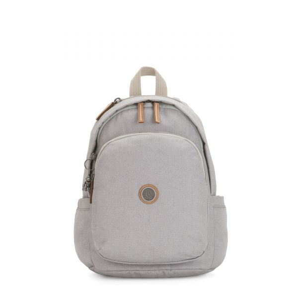 DELIA Rustic Blue BACKPACKS by Kipling Front